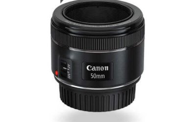 Discover the Canon EF 50mm f/1.8 STM Lens