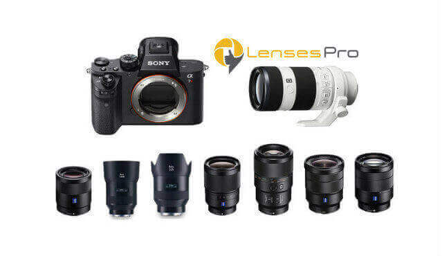 Discover Best Lenses for Sony A7RII