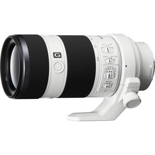 FE 70-200mm f:4 lens for sony a7rii