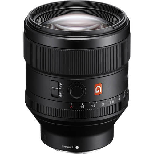 Sony 85mm f:1.4 GM lenses for sony a7r II