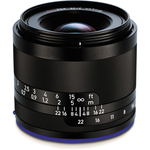 Zeiss Loxia 35mm f:2 lens for sony camera