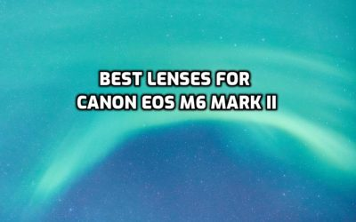 These are 5 Best Lenses for Canon EOS M6 Mark II [In 2021]