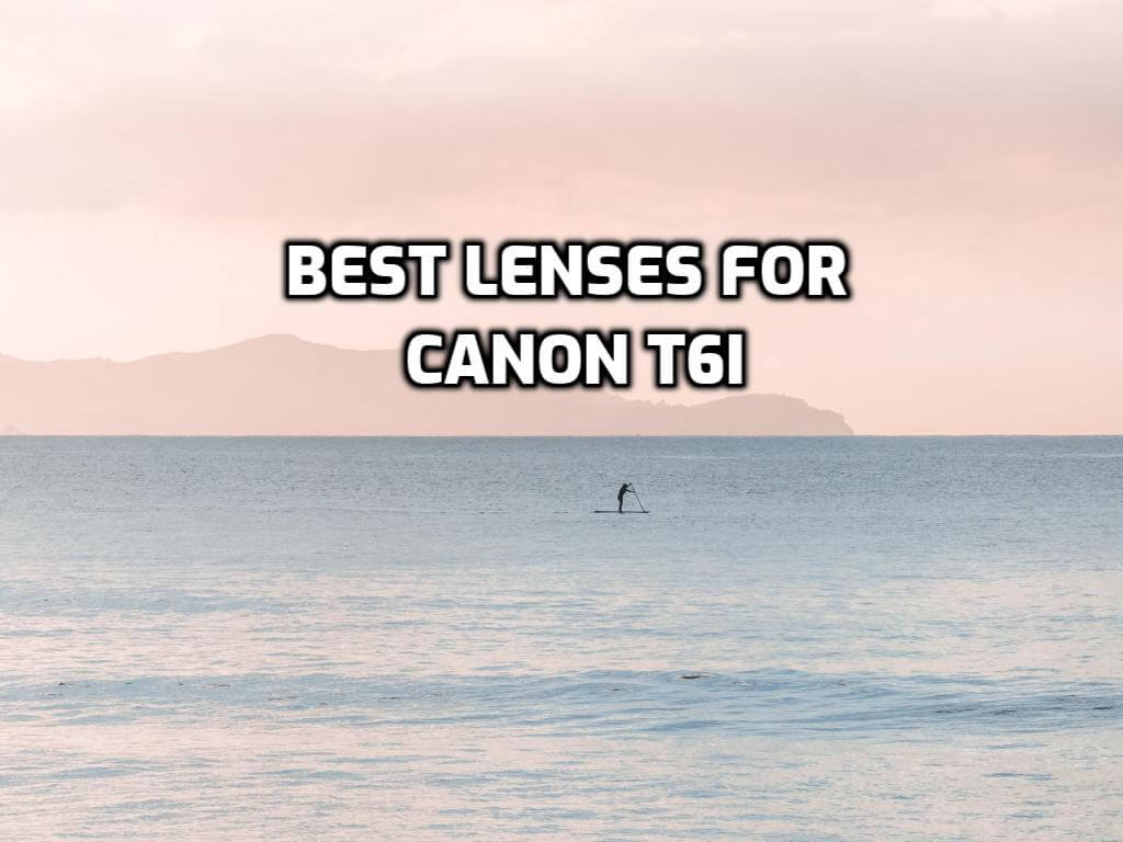 These are 5 MUST-HAVE lenses for Canon T6i [In 2021]