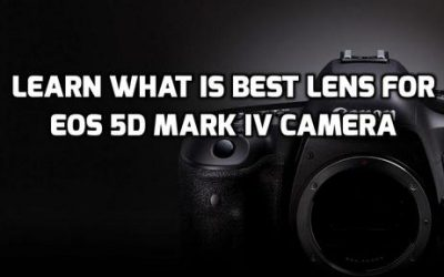 Top 6 Best Lenses for Canon EOS 5D Mark IV in 2021