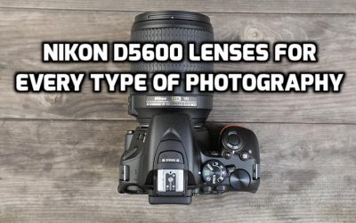 Top 5 Best Nikon D5600 Lenses For Better Photos Quality