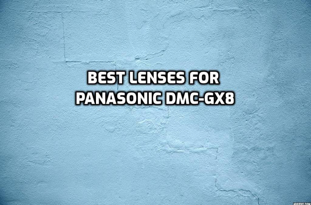 Best Lenses for Panasonic Lumix DMC-GX8