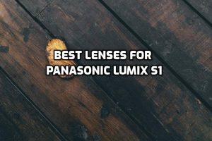 Best Lenses for Panasonic Lumix S1