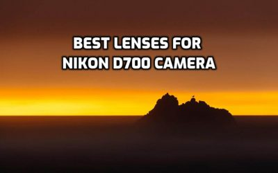 These are 5 Best Lenses for Nikon D700 in 2021 (Ultimate Guide)