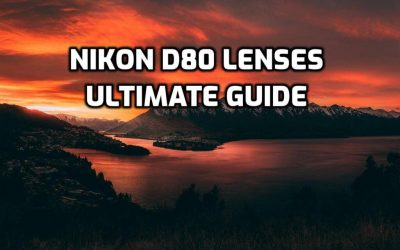 These are 10 MUST-HAVE lenses for Nikon D80 [In 2020]