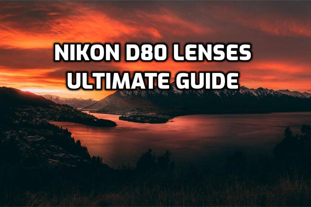 These are 10 MUST-HAVE lenses for Nikon D80 [In 2021]