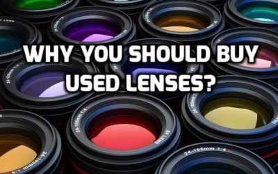 Take Advantage of Buying Used Lens to Save Money