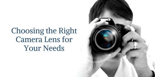 Choosing Best lens for Camera