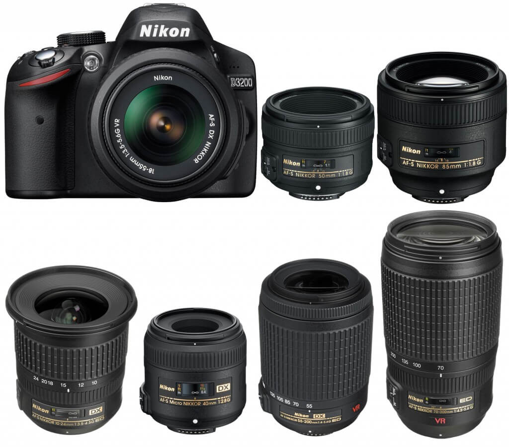 These 9 best lenses for Nikon D3200 WILL BOOST your camera
