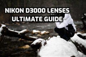 Nikon D3000 lenses guide preview image