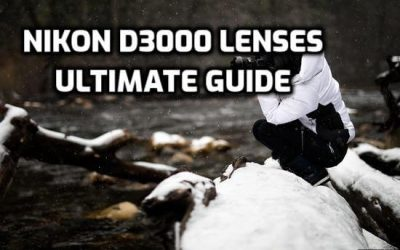 5 Best Lenses for Nikon D3000 for STUNNING performance in 2019