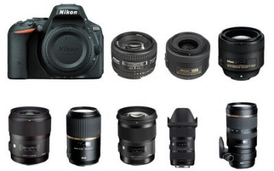 13 Best Lenses for Nikon D5500