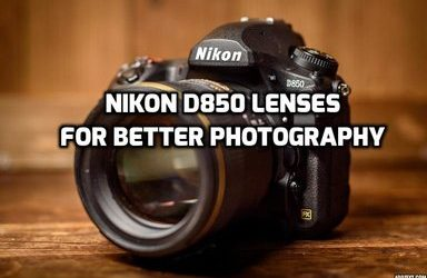 7 Best Nikon D850 Lenses For Top-Notch Photos in 2019