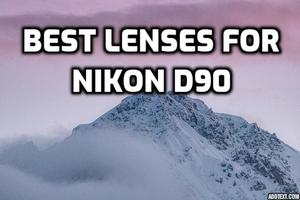 These are 5 MUST-HAVE lenses for Nikon D90 [In 2020]