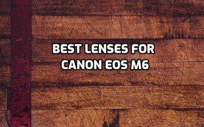 These are 5 MUST-HAVE lenses for Canon EOS M6 [In 2021]