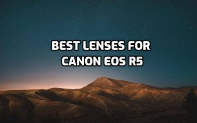 These are 5 MUST-HAVE lenses for Canon EOS R5 [In 2021]
