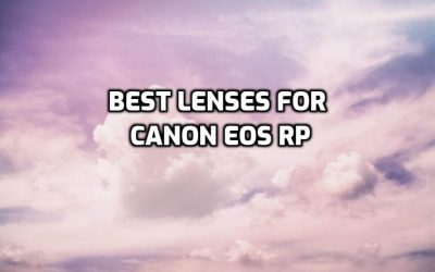 These are 5 MUST-HAVE lenses for Canon RP [In 2021]