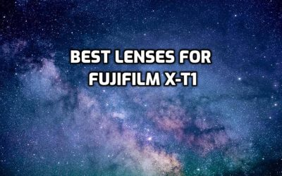 These are 5 MUST-HAVE lenses for Fujifilm X-T1 [In 2021]
