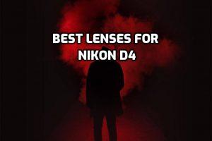 best lenses for Nikon D4 guide