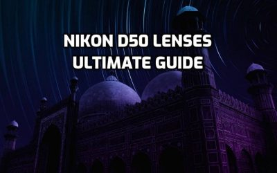5 Best Lenses for Nikon D50 in 2020 (Ultimate Guide)