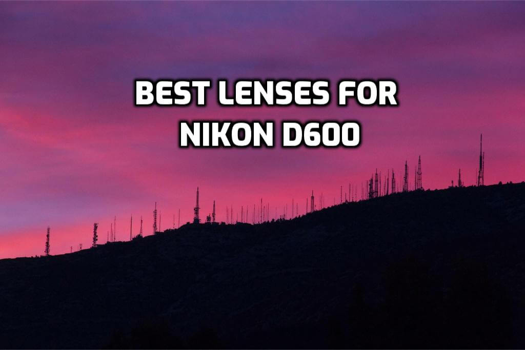 These are 5 Best Lenses for Nikon D600 in 2020 (Ultimate Guide)
