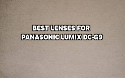 These are 5 best lenses for Panasonic Lumix DC-G9 [In 2021]