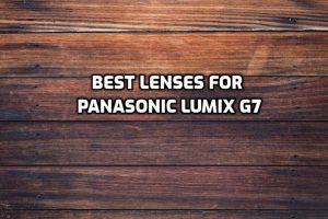 best lenses for Panasonic Lumix G7
