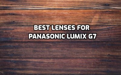These are 5 MUST-HAVE lenses for Panasonic Lumix G7 [In 2021]