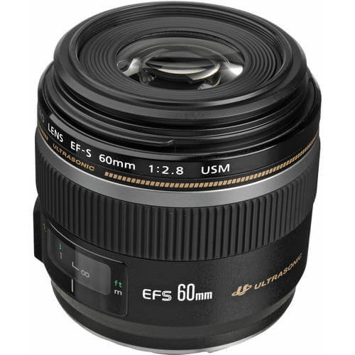macro lens for Canon 60mm f/2.8