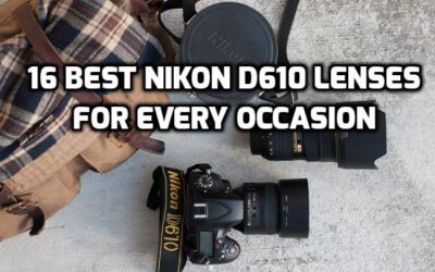 16 Best Nikon D610 Lenses For Enhanced Photos Sharpness