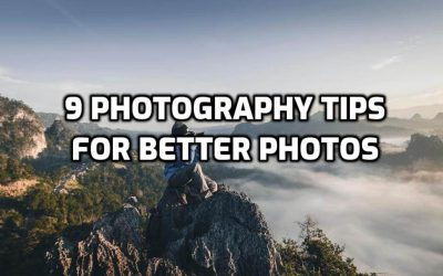 9 Photography Tips to Shoot Better Photos in 2021